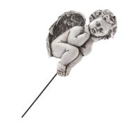 _3b Angel stick - polyresin, 12/144
