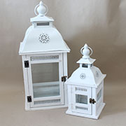 do Wooden lantern - set 2pcs, 0/2