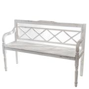 ab. Wooden bench 0/1