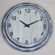 cr Wall clock  0/4