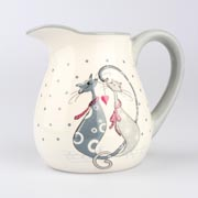 b: Ceramic milk jug 0/16