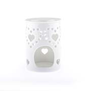 _ Porcelain oil burner with heart 6/36