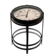daa Metal table - clock