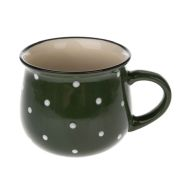 jp Ceramic mug with dots 6/24