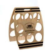 bg Wooden wine holder 4/16