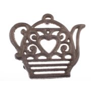 ao Cast iron pot trivet, 8/32