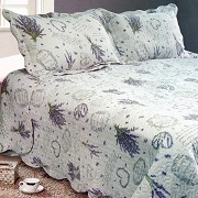 Bed set: bed cover + 2x cushion cover 0/6