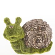 +2f Garden decoration - snail , 2/24