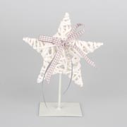h Willow star decoration 0/36