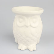 ab Ceramic oil burner - owl 1/60