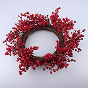 aau Wreath with berries 1/12