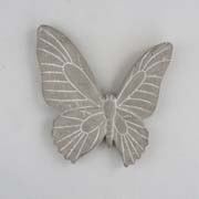 c Cement hanging butterfly 3/12