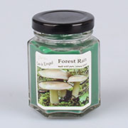 dk Candle 135g - forest rain 0/32