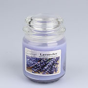 dl Scented candle 360g-lavender 0/12