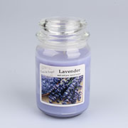 dl Scented candle 460g-lavender  0/12