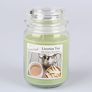 df Candle 460g - licorice tea 0/12