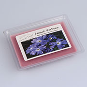 b Wax bar 73g - french verbena 12/96