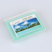 b Scented wax bar 73g - fresh oasis 12/96